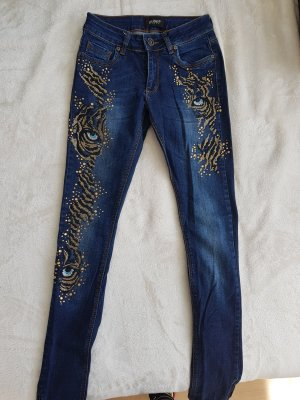 & other stories Carrot Jeans dark blue