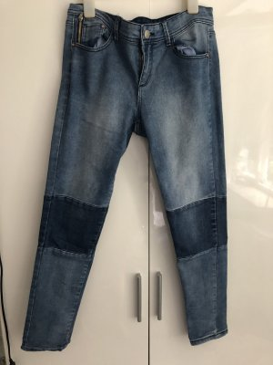 Boyfriend Jeans steel blue