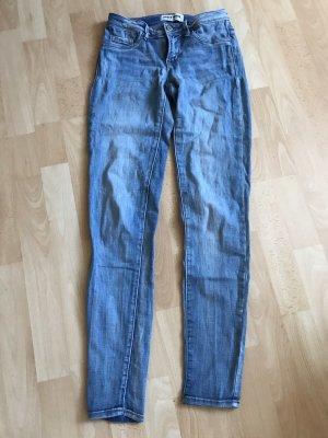 Tally Weijl Tube Jeans cornflower blue