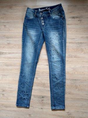 Jeans Hose blau Buena Vista
