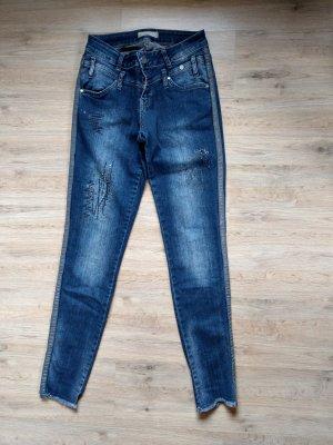 Jeans Hose blau Tredy