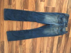Blind Date Boot Cut spijkerbroek veelkleurig