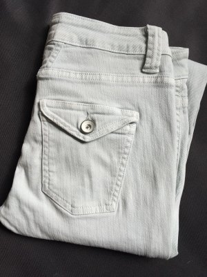 Jeans Hose CLOSED Layne Gr.26 Aufgesetzte Taschen Mint Sommerhose Italy Top