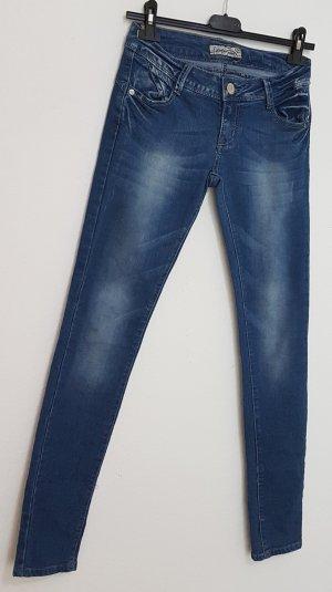 Jeans Hose colorfull gr 34
