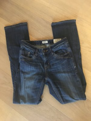 Jeans Hose Denim blau Tom Tailor Alexa Straight W26 L32
