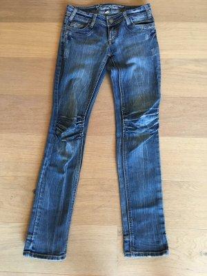 Jeans Hose Denim blau von Urban Surface Gr. XS TOP
