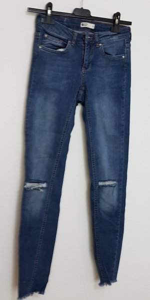 Jeans Hose gr 34 perfect Jeans ginatricot