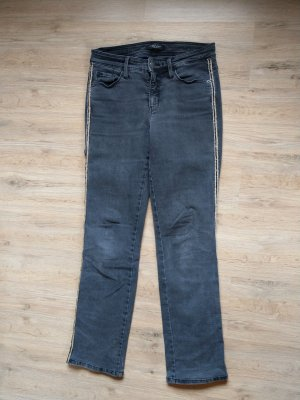 Cambio Tube Jeans anthracite