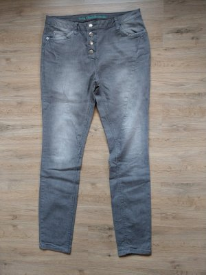 Street One Skinny Jeans light grey
