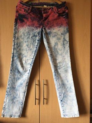 Jeans Hose große 38 von Rainbow