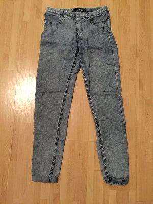 Jeans Hose hellblau