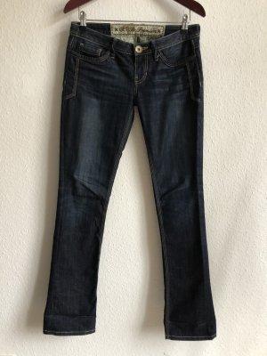 Guess Low Rise Jeans dark blue-blue