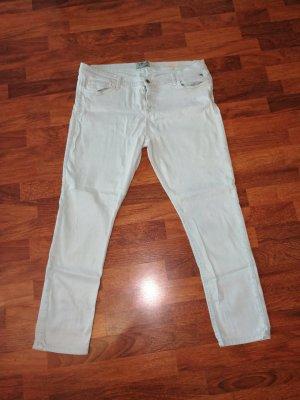 Jeans Hose in Mintgrün