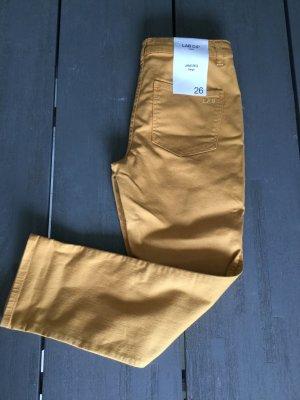 Jeans Hose in Senf Gelb , Gr. 26