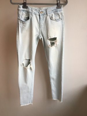 Zara Jeans light blue
