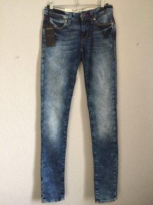 Mavi Jeans Co. Lage taille broek veelkleurig