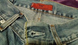 Jeans-Hose-Modell-Esprit-EVE W27/L32