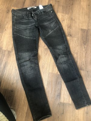 Only Low Rise jeans veelkleurig