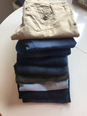 Jeans Hose Paket verschiedene Hosen