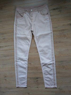 Jeans Hose rosa Blue Fire