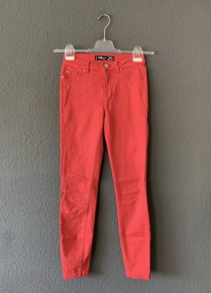 Jeans, Hose, rot