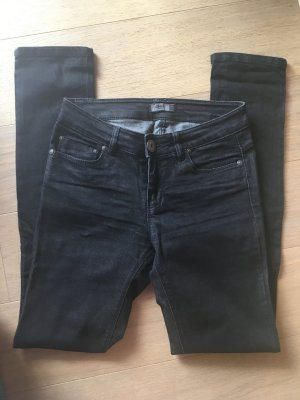 Jeans Hose Skinny Basic schwarz Gr. S von Only