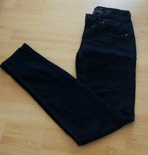 Be only Trousers blue-dark blue