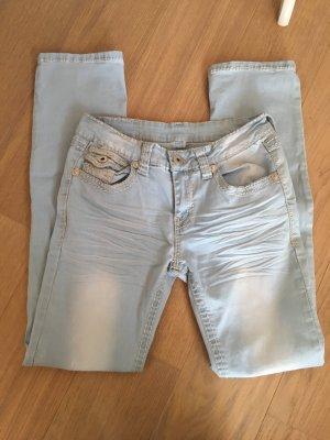 Jeans slim fit multicolore