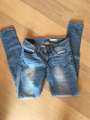 Jeans Hose stretchig Skinny Basic Denim Gr. 26/32