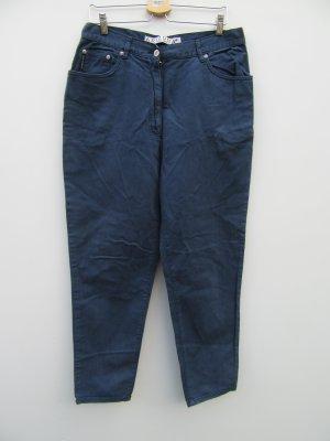 Jeans Hose Vintage High Waist Arizona Gr. L oversize blau