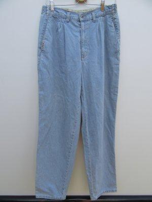 Jeans Hose Vintage High Waist His Gr. L oversize