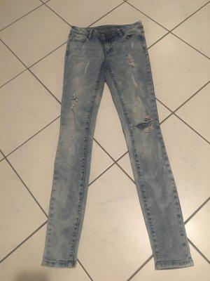 Jeans-Hose von Vila Stonewashed