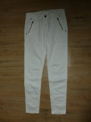 Pantalon chinos blanc