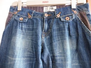 Jeans/ Hose Zara By Trf Denim Gr.38 Blue