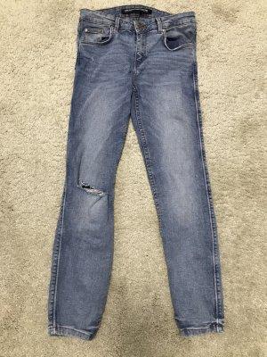 Jeans Hose Zara Größe 38