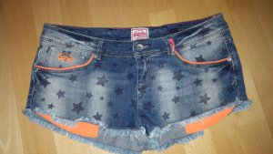 Jeans Hot Pant SUPERDRY