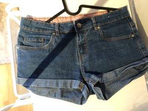 Shorts blu-blu scuro