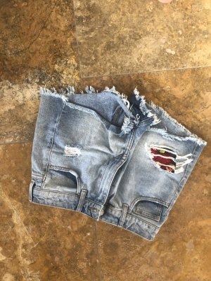 Jeans Hot-Pants