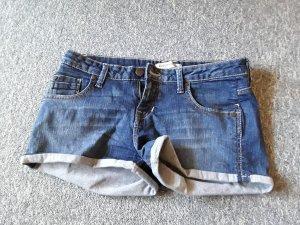 Jeans - Hot Pants - Clockhouse - Größe 36 - mit Taschen
