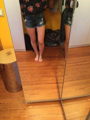 Jeans Hot Pants von H&M
