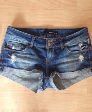 Jeans-hotpant