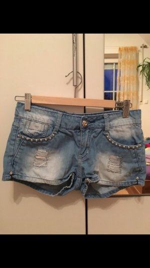 ** Jeans Hotpants **