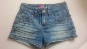 Jeans Hotpants Fornarina Weite 26