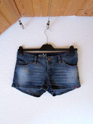 Jeans-Hotpants - Größe 38