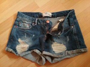 Jeans Hotpants Größe S