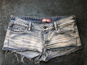 Jeans Hotpants Große 40