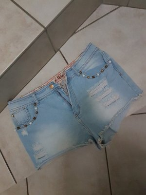 Jeans Hotpants High Waist