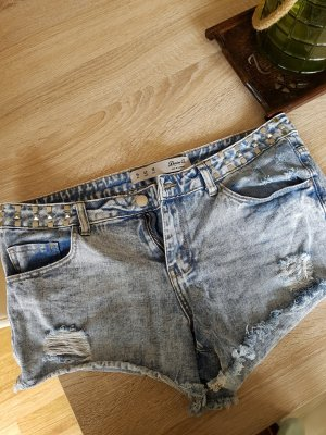 jeans hotpants short gr. 40