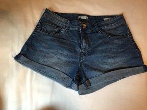 Jeans Hotpants von h&m