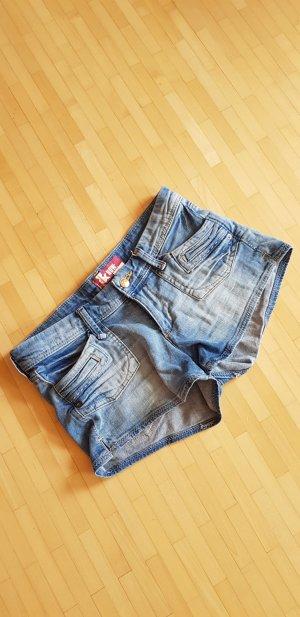 Jeans Hotpants von H&M in Gr 38